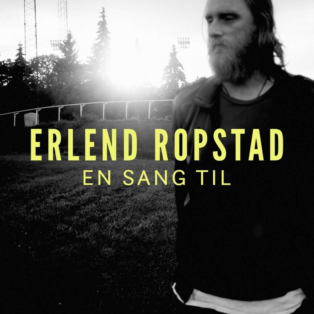 Erlend Ropstad, 2015. Foto: Marthe Amanda Vannebo